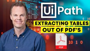 Read more about the article UiPath Document Understanding: How to Extract Tables Out of PDFs