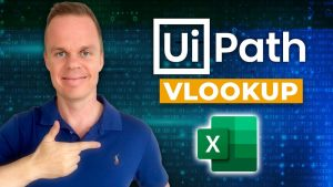 Read more about the article How to do Excel VLOOKUPs in UiPath