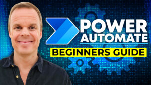 Read more about the article Microsoft Power Automate – Tutorial for Beginners [2021]