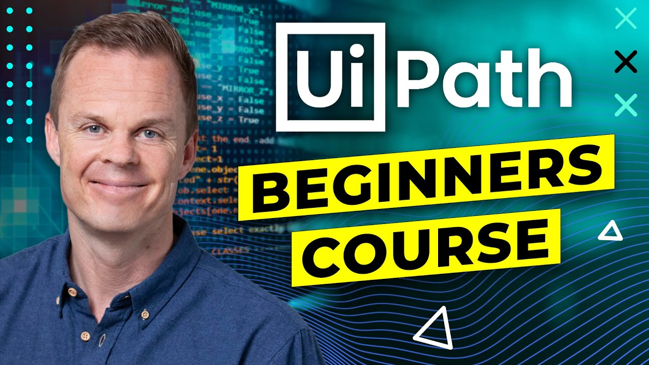 Read more about the article UiPath Beginners Course
